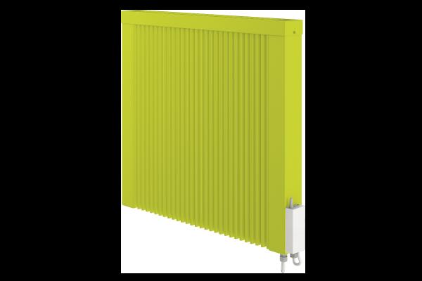 gelb 1000 Watt Teilspeicherheizung Direktheizung CHMi RF von Technotherm