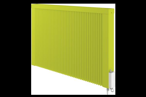 gelbe 1500 Watt Teilspeicherheizung Direktheizung CHMi RF von Technotherm
