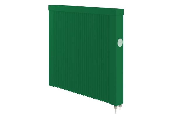 grüne mobile 1000 Watt Teilspeicherheizung mit E4 Thermostat