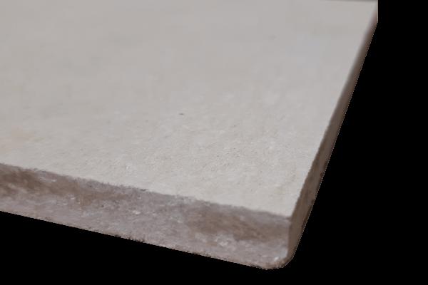 Unterlegeplatte zum Bodenschutz für Technotherm Nachtspeicheröfen