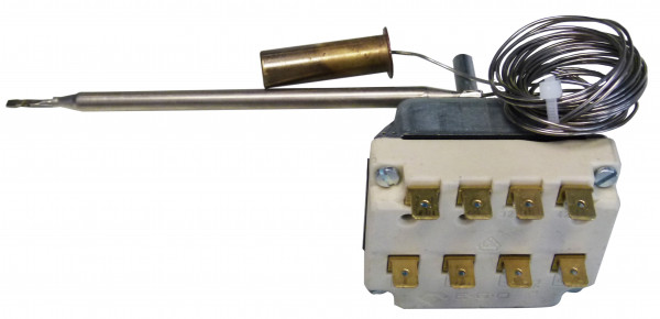 Aufladeregler 4-polig für Wärmespeicher / Nachtspeicher von Technotherm