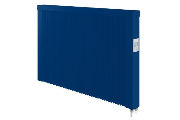 blaue 2000 Watt Teilspeicherheizung mit optionaler WLAN-Steuerung von Technotherm