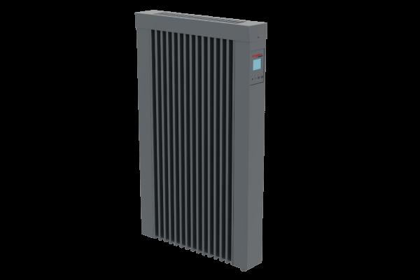 500 Watt Teilspeicherheizung in anthrazit mit optionaler WLAN-Steuerung