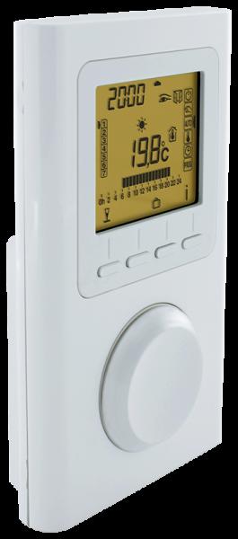 Funkthermostat TPF-Eco großes LCD Display 868MHz