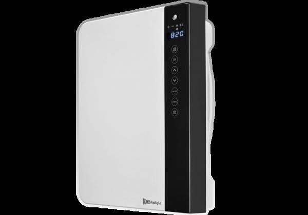 Technotherm Schnellheizer DTH mit oder ohne Handtuchhalter - Leistung 1000/1800 Watt