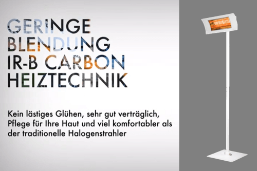 Carbon-Heiztechnik beim Desino TS