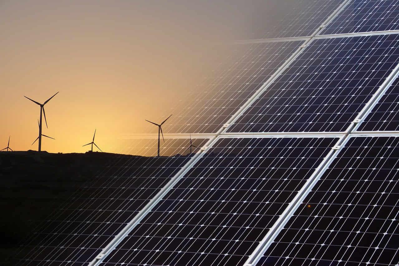 Erneuerbare Energie und Elektroheizungen. Ein starkes Team!