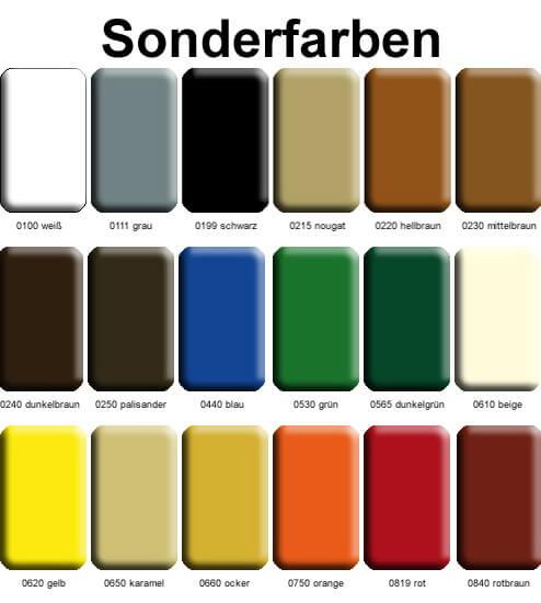 Sonderfarben