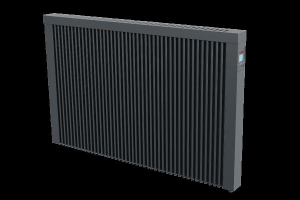 2000 Watt Teilspeicherheizung in anthrazit mit optionaler WLAN-Steuerung