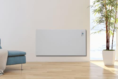 VPNi DSM Wandkonvektor von Technotherm im Wohnzimmer