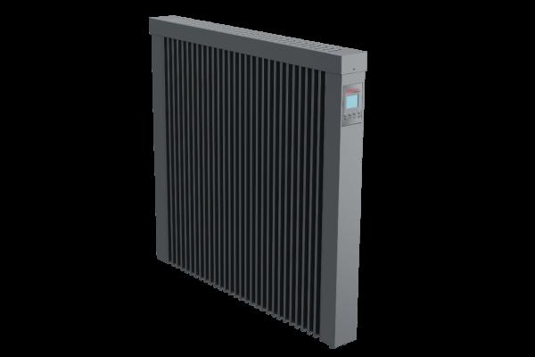 1000 Watt Teilspeicherheizung in anthrazit mit optionaler WLAN-Steuerung