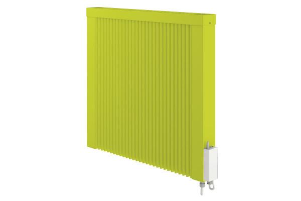 gelbe 1000 Watt Teilspeicherheizung Direktheizung CHMi RF von Technotherm