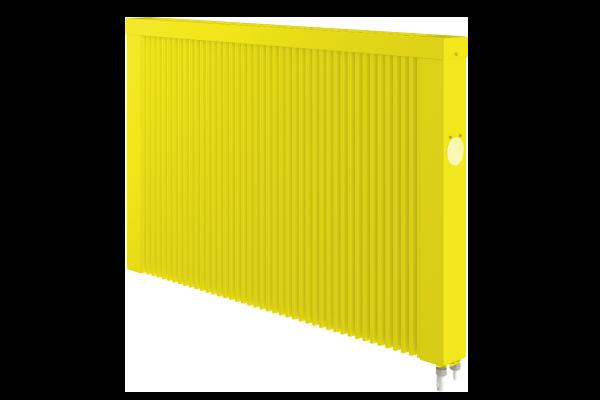 gelbe mobile 2000 Watt Teilspeicherheizung mit E4 Thermostat