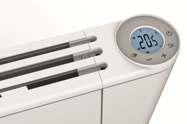 PH Ultraslim i von Technotherm extrem dünner Konvektor Thermostat