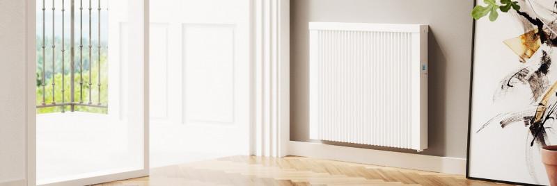 Elektrische Flächenspeicherheizung evarmo areo smart bei elektroheizung-direkt.de