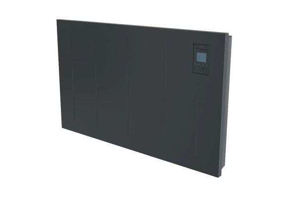 Wandkonvektor VPNi DSM 1000 bis 2000 Watt anthrazit - mit DSM Thermostat von Technotherm