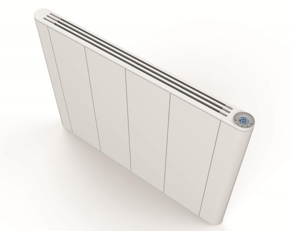 Technotherm Direktheizung PH Ultraslim i weiß mit einer Leistung von 900 bis 2000 Watt