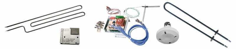 Ersatzteile für Elektroheizungen