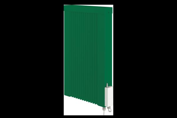 CHMi RF Teilspeicherheizung Direktheizung grün