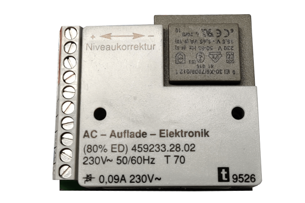 Siemens Nachrüstsatz Aufladeautomatik 2NR9 586